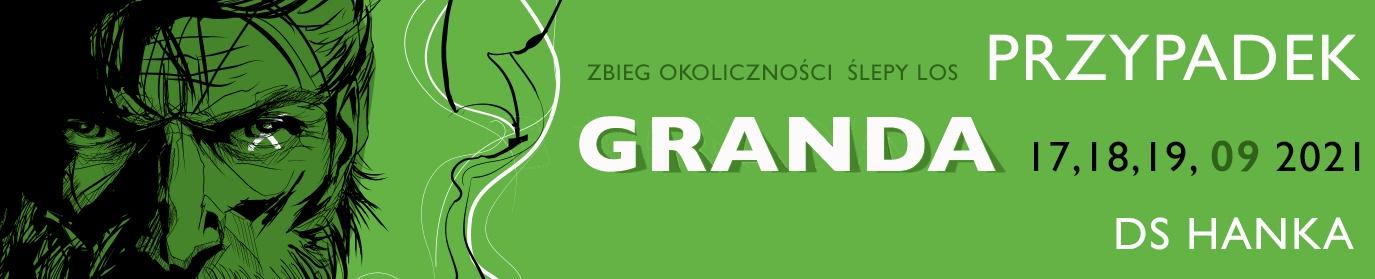 Poznański Festiwal Kryminału GRANDA